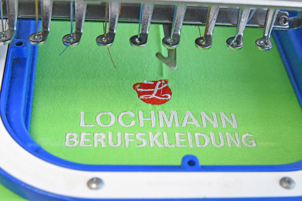 Lochmann Berufskleidung STARTSEITE